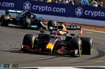Crucial Friday test for power unit salvaged from Verstappen's crash