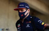 Red Bull fail in bid to have stewards review Verstappen-Hamilton collision