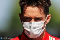 """Leclerc admits he """"struggles compared to my team mates"""" at the Hungaroring"""