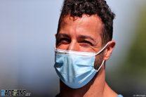 "Nothing ""out of line"" in Hamilton-Verstappen collision – Ricciardo"