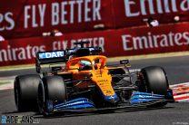 Daniel Ricciardo, McLaren, Hungaroring, 2021