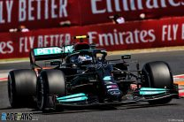 Bottas leads Mercedes one-two in second practice at Hungaroring
