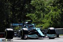 Sebastian Vettel, Aston Martin, Hungaroring, 2021