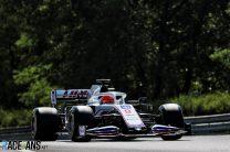 Nikita Mazepin, Haas, Hungaroring, 2021