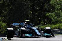 Valtteri Bottas, Mercedes, Hungaroring, 2021