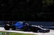 Nicholas Latifi, Williams, Hungaroring, 2021
