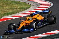 Lando Norris, McLaren, Hungaroring, 2021