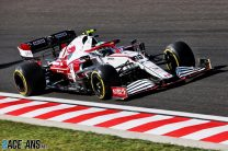 Giovinazzi avoids grid penalty for pair of practice incidents