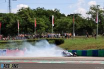 2021 Hungarian Grand Prix qualifying day in pictures
