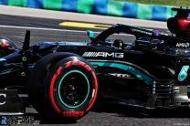 2021 Hungarian Grand Prix grid