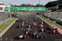 Nannini passes Fittipaldi for first F3 win at Hungaroring