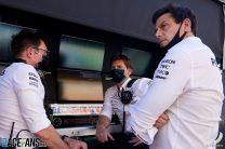 Toto Wolff, Mercedes, Hungaroring, 2021