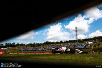 Antonio Giovinazzi, Alfa Romeo, Hungaroring, 2021
