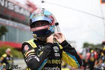 """Tunnel vision"" led to dominant Herta's race-ending crash"
