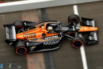 O'Ward on pole as Lundgaard impresses with fourth on debut