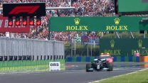 How Formula 1 would have handled a restart with no cars on the grid