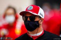 Raikkonen announces he will return at next race