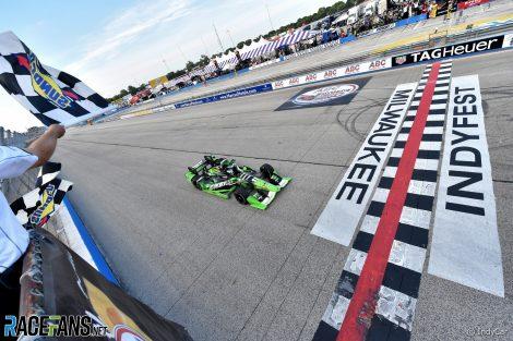 Sebastien Bourdais, IndyCar, Milwaukee