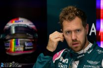 Aston Martin considering appeal after FIA rejects request for review of Vettel disqualification