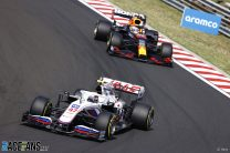 Schumacher surprised to hold faster cars behind for so long