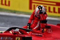 """""""Stupid accident"""" which took Leclerc out shouldn't happen – Ferrari"""