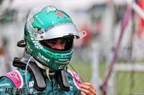 Lance Stroll, Aston Martin, Hungaroring, 2021