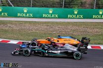 2021 Hungarian Grand Prix championship points