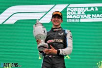 Ocon snatches first win with a little help from Alonso – and Mercedes