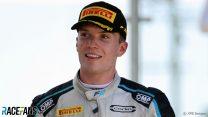 Ticktum loses Williams development driver role
