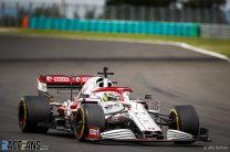 Theo Pourchaire, Alfa Romeo, Hungaroring, 2021