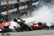 Why no one received a Grosjean-style race ban for the Hungarian GP pile-up
