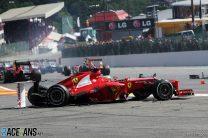 Motor Racing – Formula One World Championship – Belgian Grand Prix – Race Day – Spa Francorchamps, Belgium