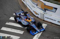 Felix Rosenqvist, McLaren SP, IndyCar, Nashville, 2021