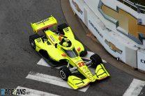 Scott Pagernaud, Penske, IndyCar, Nashville, 2021