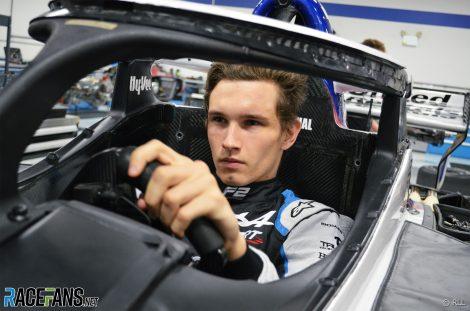 Christian Lundgaard, RLL, IndyCar, 2021