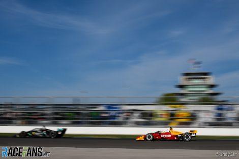 Christian Lundgaard, IndyCar, Indianapolis Motor Speedway, 2021