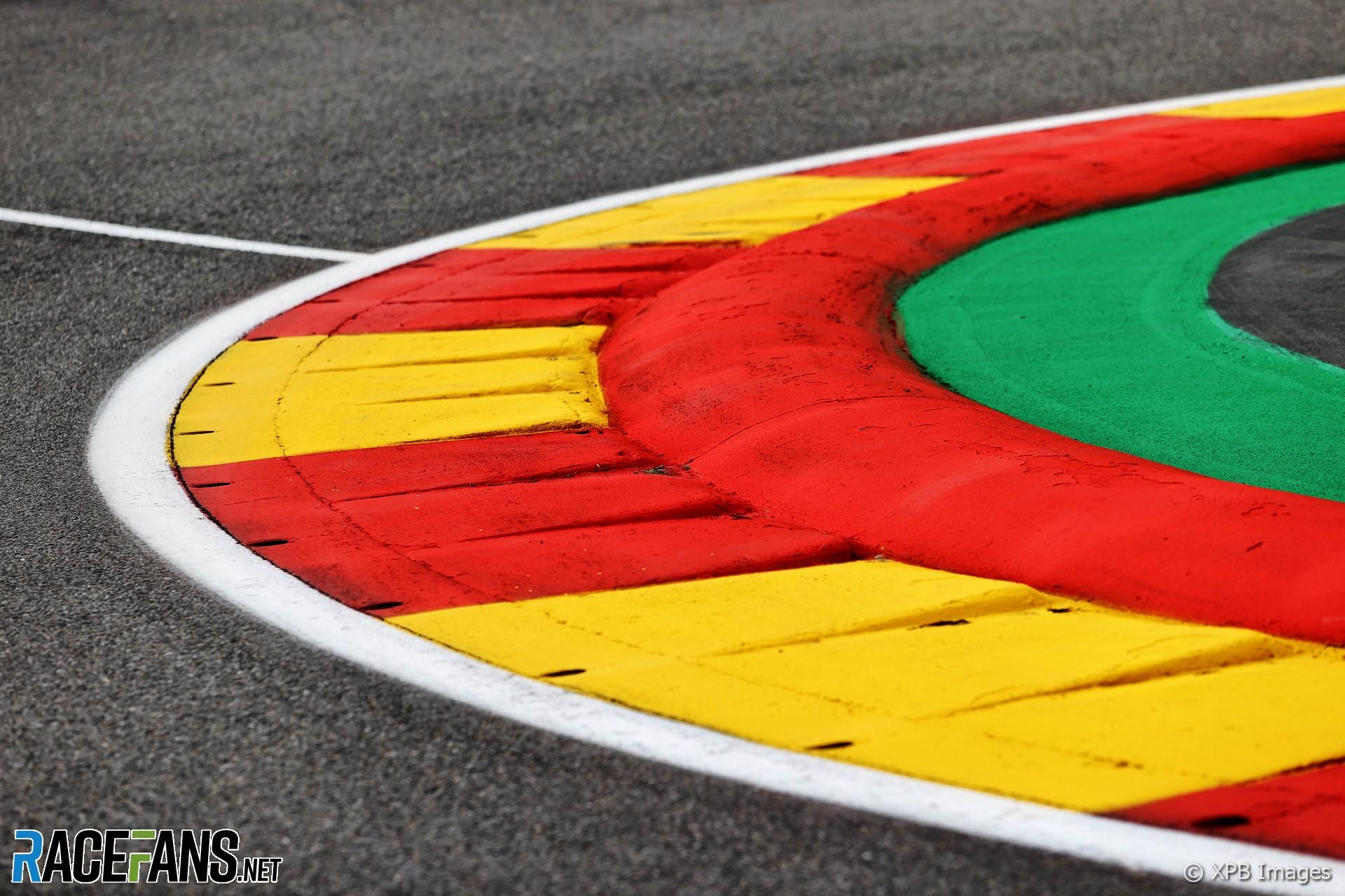 Spa-Francorchamps, 2021