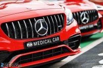 Medical Car, Spa-Francorchamps, 2021