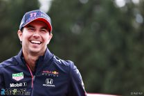 Perez learned of his new Red Bull deal 'a couple of races ago'