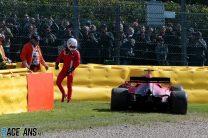 Charles Leclerc, Ferrari, Spa-Francorchamps, 2021