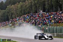 Nicholas Latifi, Williams, Spa-Francorchamps, 2021