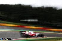 Kimi Raikkonen, Alfa Romeo, Spa-Francorchamps, 2021
