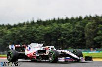 Nikita Mazepin, Haas, Spa-Francorchamps, 2021