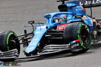 """Alpine 'not three seconds off Williams – our car doesn't really like the inters"""""""