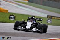 George Russell, Williams, Spa-Francorchamps, 2021