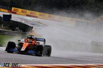 Daniel Ricciardo, McLaren, Spa-Francorchamps, 2021