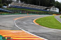 After a weekend of shunts, F1 drivers welcome plan to change Raidillon run-off