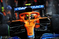 Norris set to start 15th after grid penalty for gearbox change