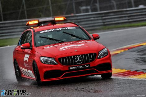 Alan Van Der Merwe, Spa-Francorchamps, 2021