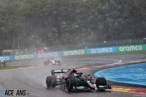 Valtteri Bottas, Mercedes, Spa-Francorchamps, 2021